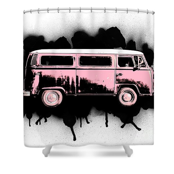 Van Go Shower Curtain