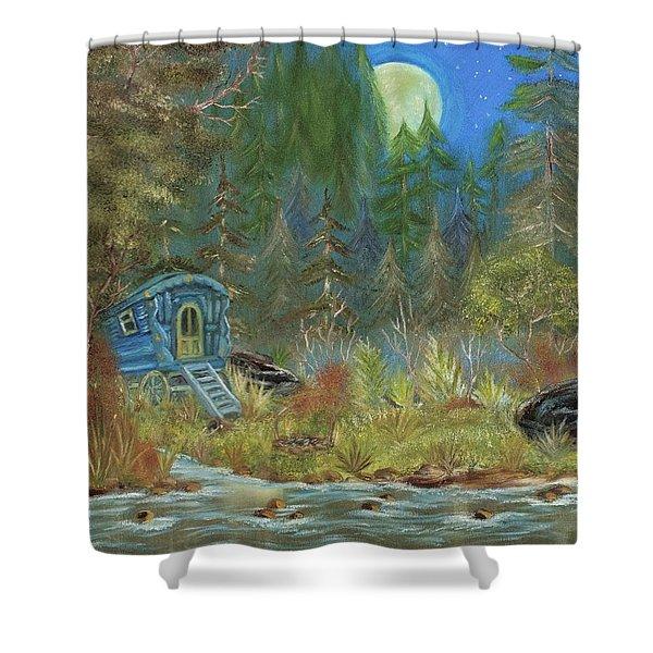 Vardo Dreams Shower Curtain