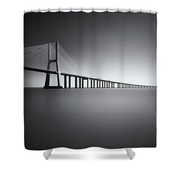 Vasco Da Gama Shower Curtain