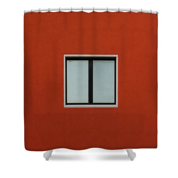 Verona Windows 2 Shower Curtain