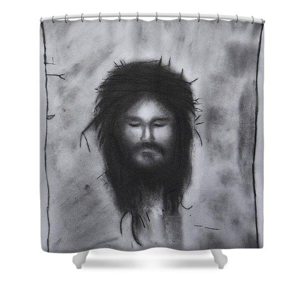 Veronica's Veil Shower Curtain
