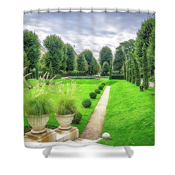 Vienna Garden Shower Curtain