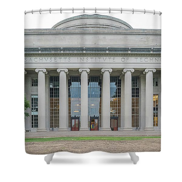 View Of Massachusetts Institute Shower Curtain