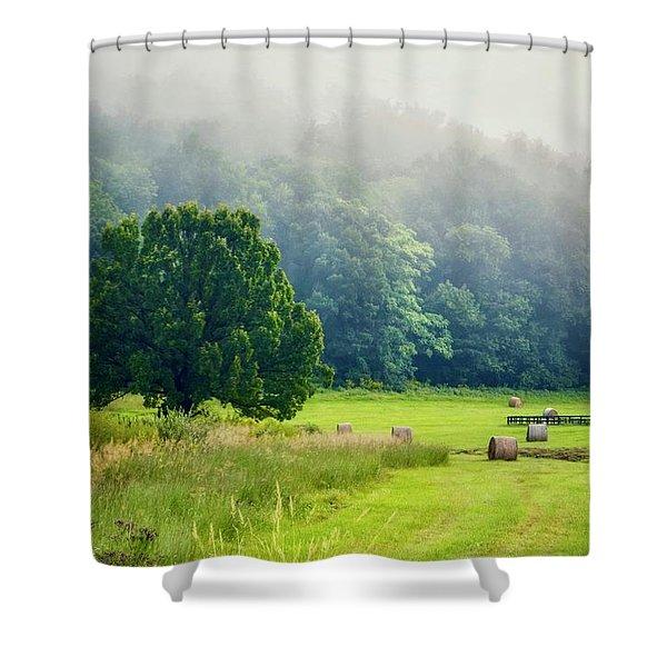 Virginia Shower Curtain