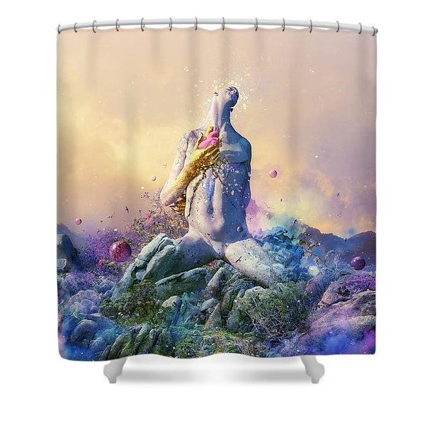 Vulnicura Shower Curtain