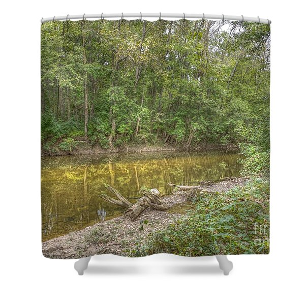 Walnut Creek Shower Curtain
