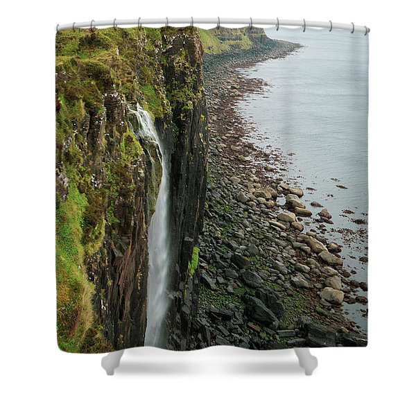 Wash Over Me Shower Curtain