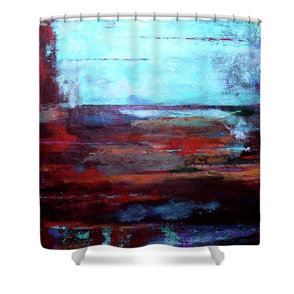 Water Magic  Shower Curtain