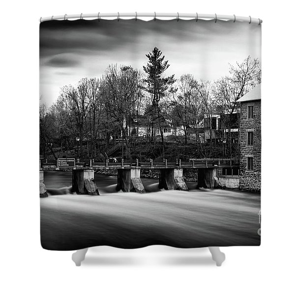 Watson's Mill Shower Curtain