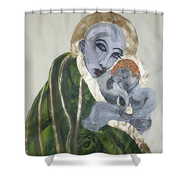 We Carry Our Inheritance Shower Curtain