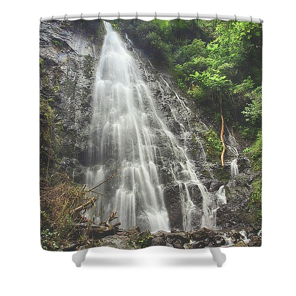 We Get Back Up Again Shower Curtain