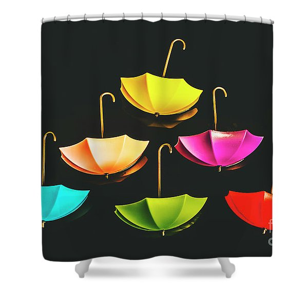 Weather Or Not Shower Curtain