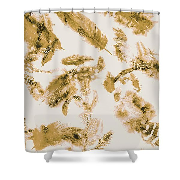 Weightless Shower Curtain