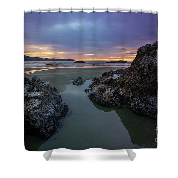 West Coast Shower Curtain
