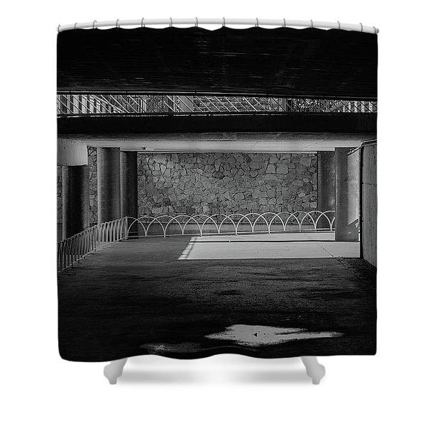 West Park Underpass Shower Curtain