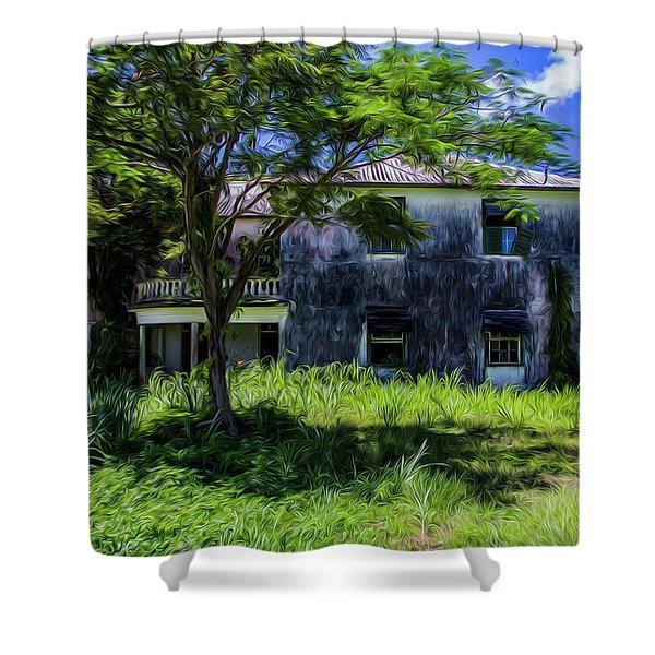 Westmoreland Plantation Shower Curtain