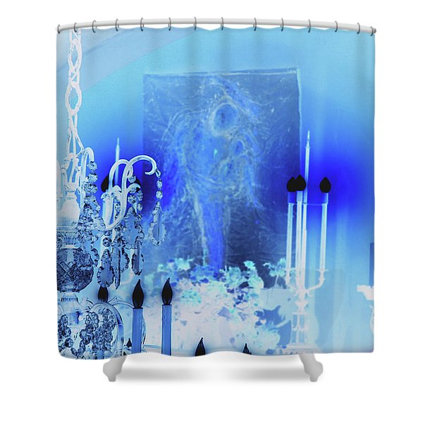 When You're With Your True Love Shower Curtain