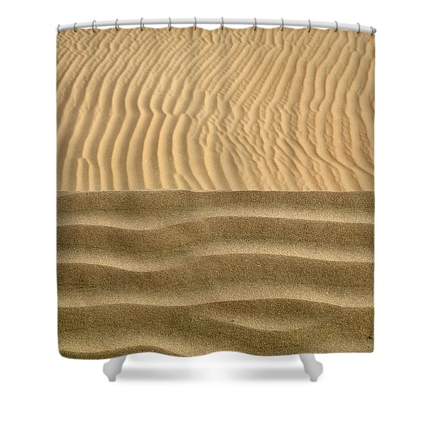Which Way The Wind Blows Shower Curtain