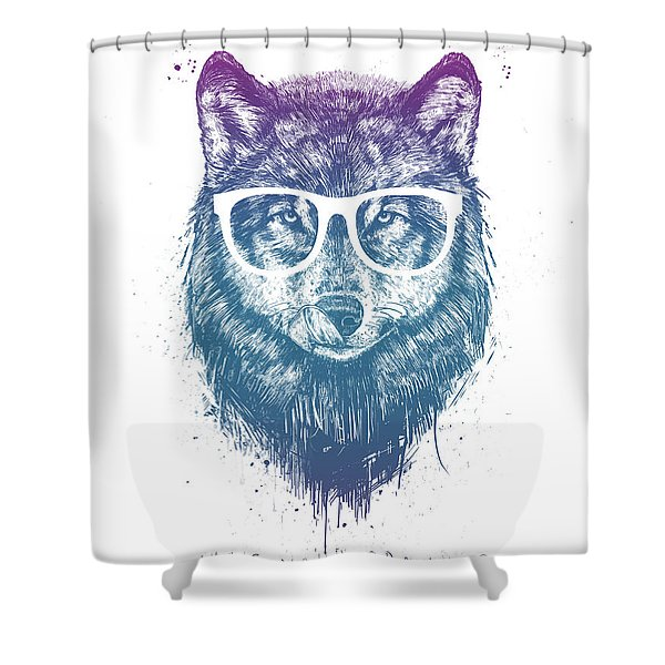 Who's Your Granny? Shower Curtain