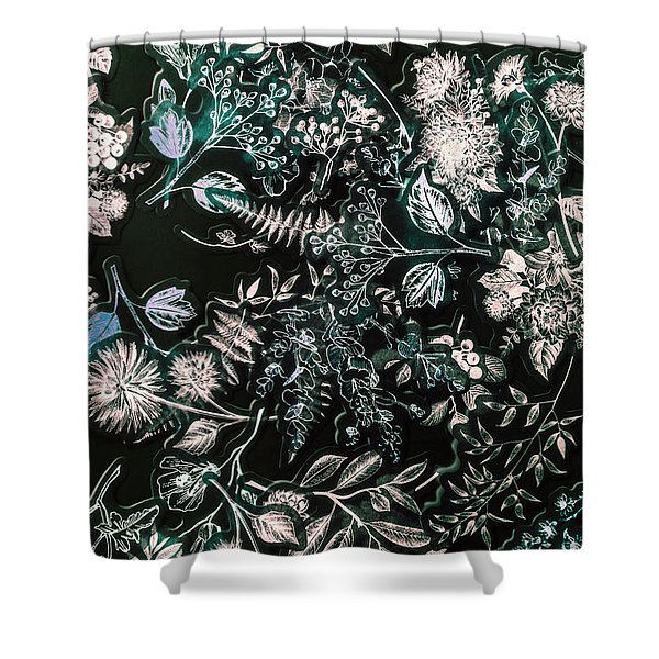 Wild Decorations Shower Curtain
