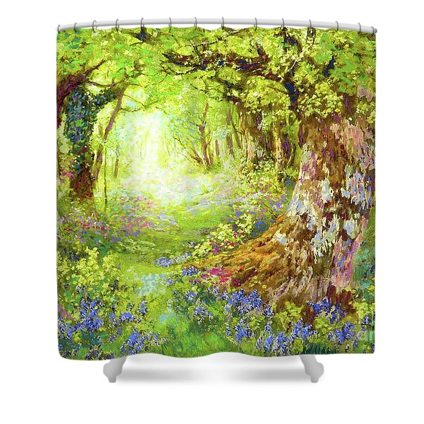 Wildflower Delight Shower Curtain