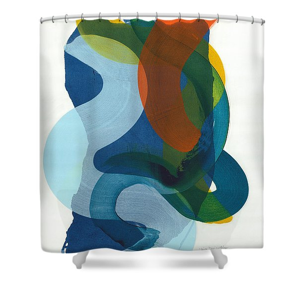 Will Be Okay Shower Curtain