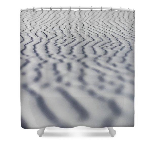 Wind Shower Curtain