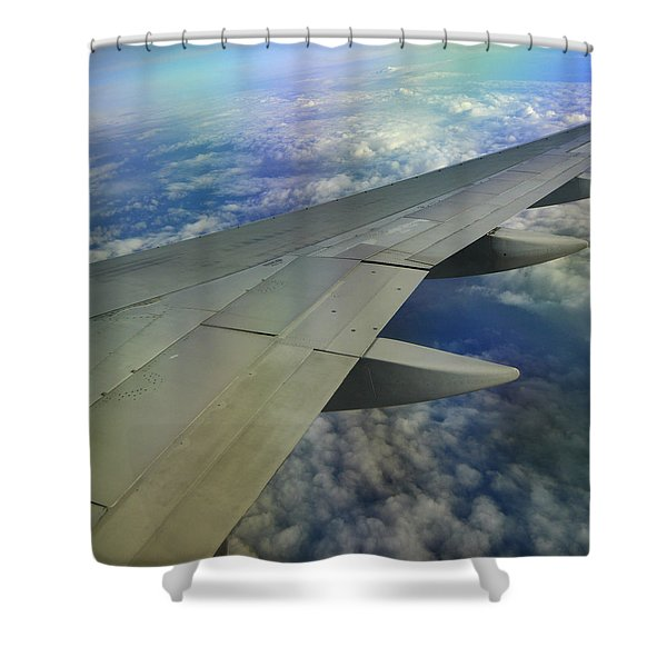 Wing It Shower Curtain
