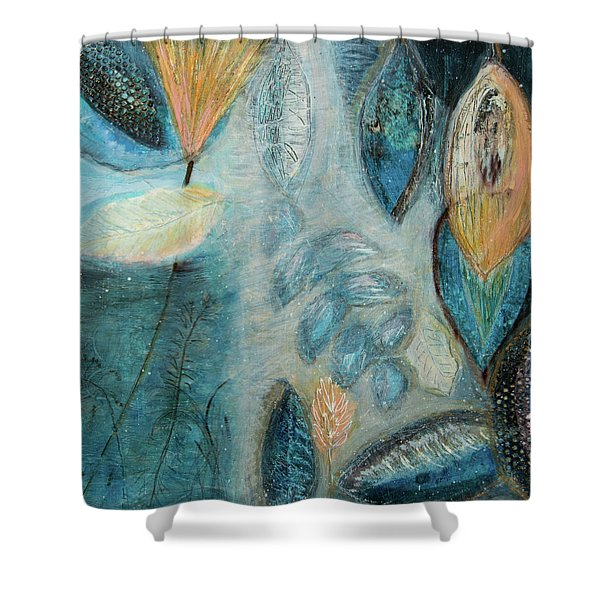 Winter Wish 1 Shower Curtain