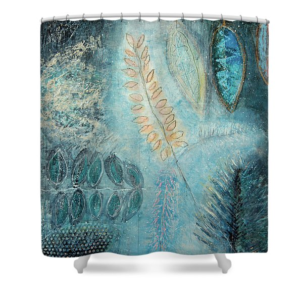 Winter Wish 2 Shower Curtain