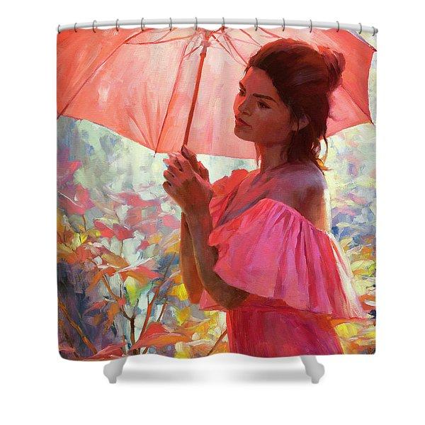 Woodland Dreams Shower Curtain
