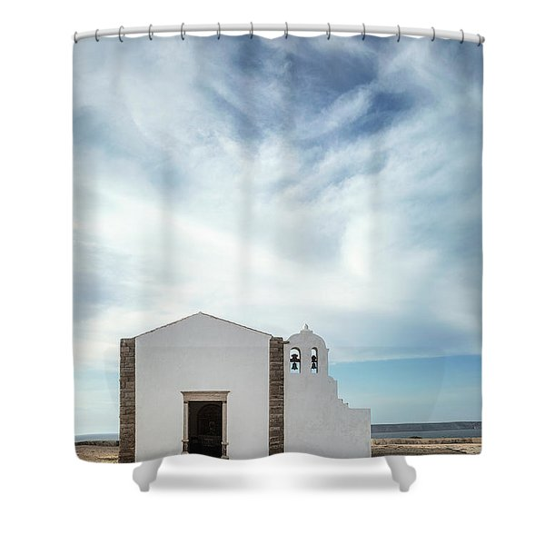 Worship Me Shower Curtain