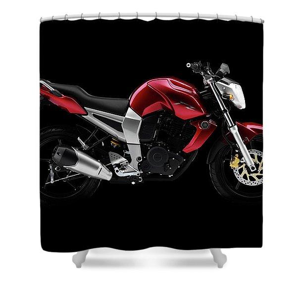 Yamaha Fz16 Shower Curtain