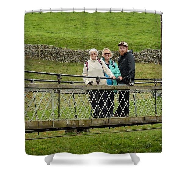 Yorkshire Shower Curtain