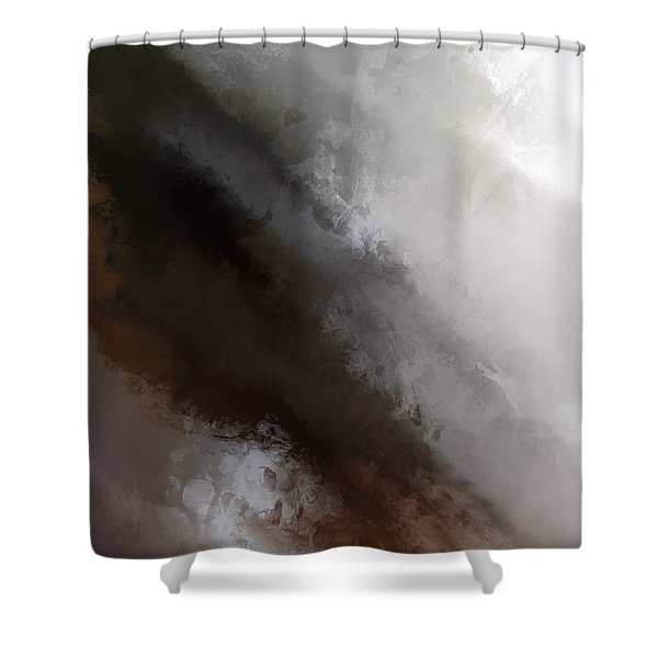 Z Iv Shower Curtain