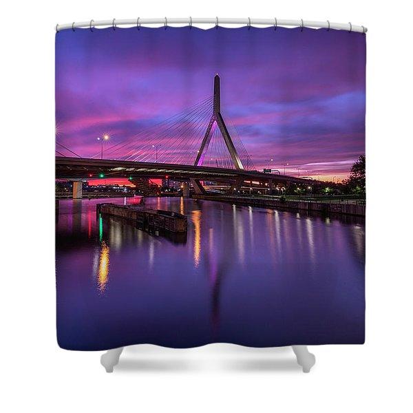 Zakim Sunset Shower Curtain