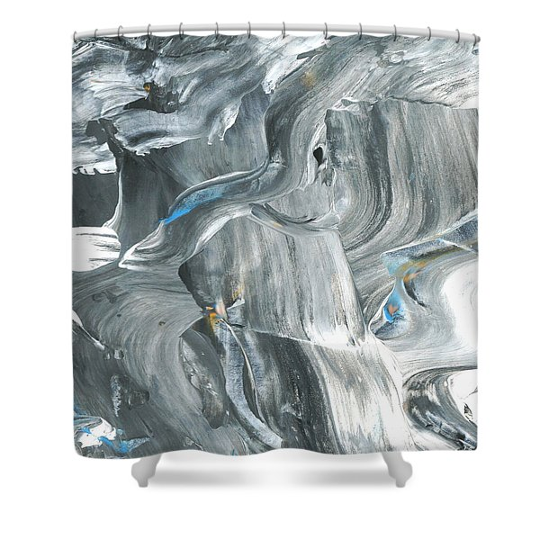Zoetic 102 Shower Curtain