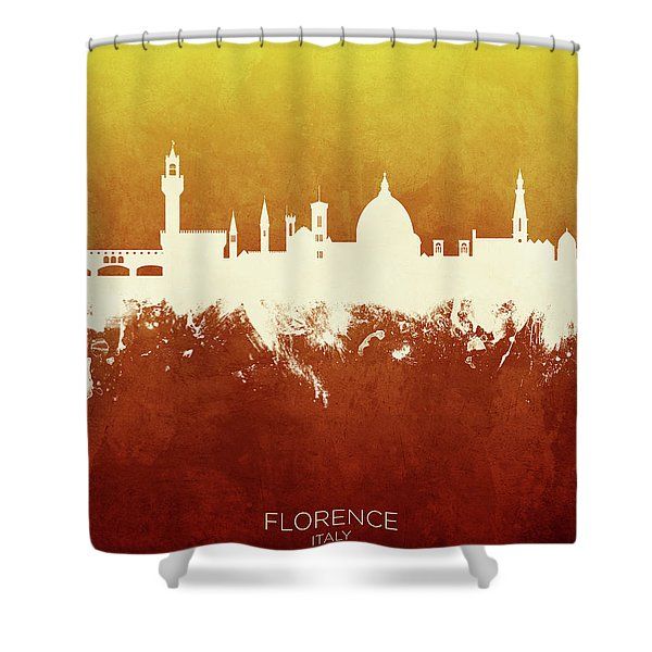 Florence Italy Shower Curtains Fine Art America