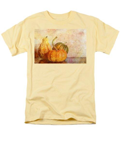 Gourd And Pumpkins II Men's T-Shirt  (Regular Fit) by Heidi Smith