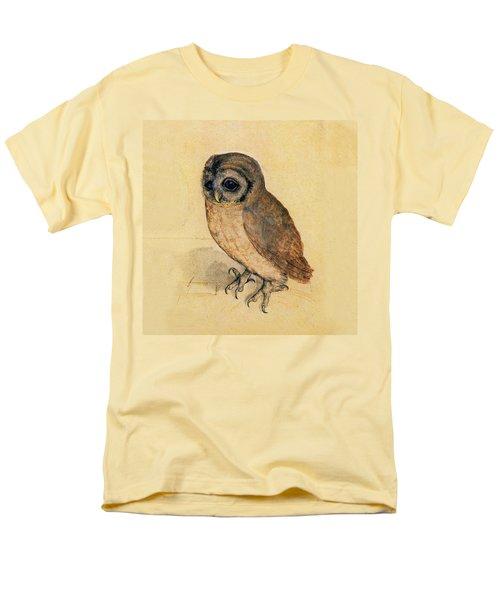 Little Owl Men's T-Shirt  (Regular Fit) by Albrecht Durer