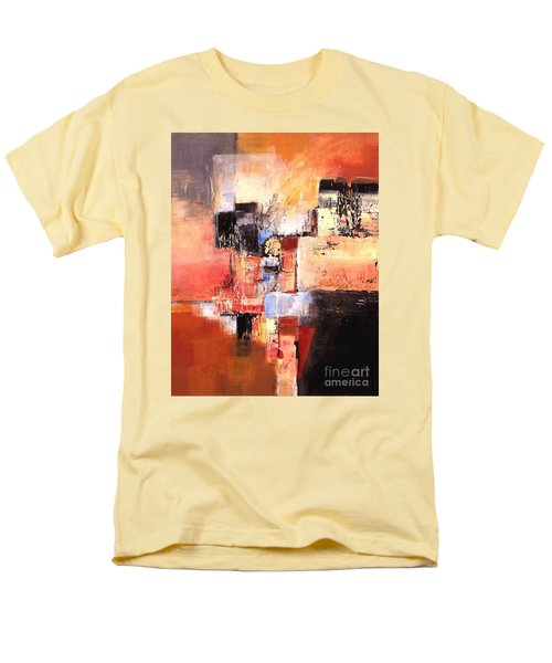 Depth Of Shadows Men's T-Shirt  (Regular Fit) by Glory Wood