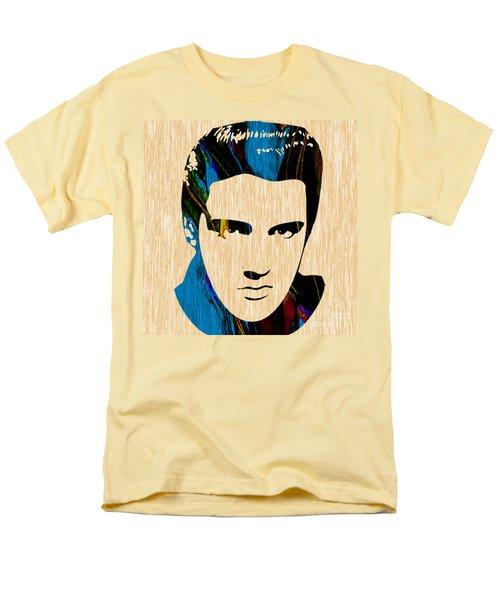 Elvis Presley Men's T-Shirt  (Regular Fit)