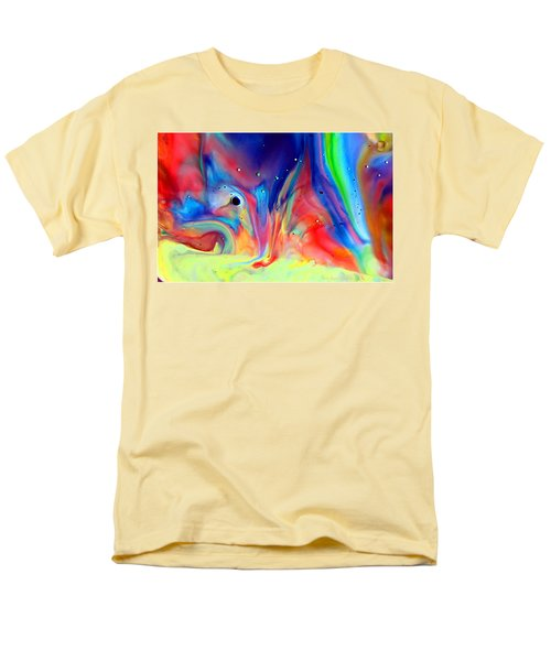 A Higher Frequency Men's T-Shirt  (Regular Fit) by Joyce Dickens