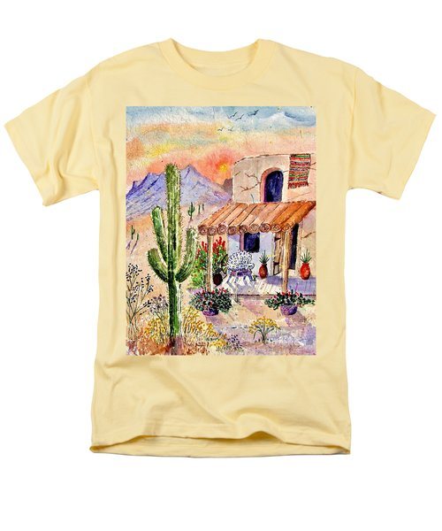 A Place Of My Own Men's T-Shirt  (Regular Fit) by Marilyn Smith