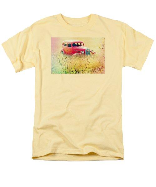 Abandoned Treasure Men's T-Shirt  (Regular Fit) by Leticia Latocki