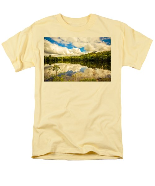 After The Storm Men's T-Shirt  (Regular Fit) by Sherman Perry