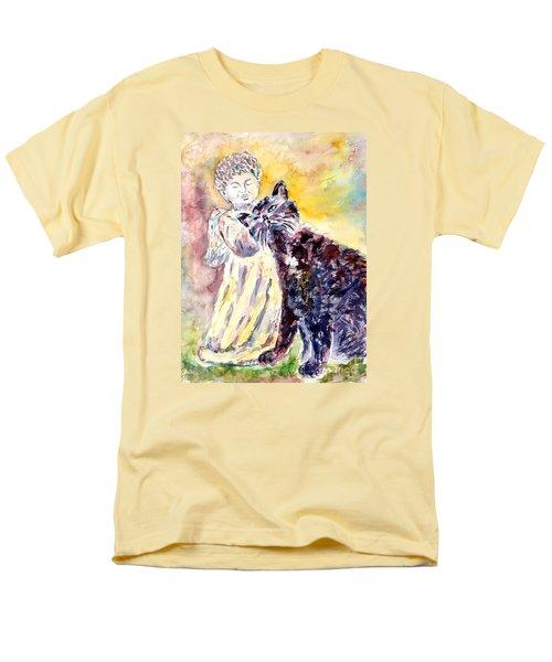 Angel Or Demon Men's T-Shirt  (Regular Fit)