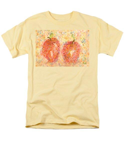 Apple Twins Men's T-Shirt  (Regular Fit) by Paula Ayers