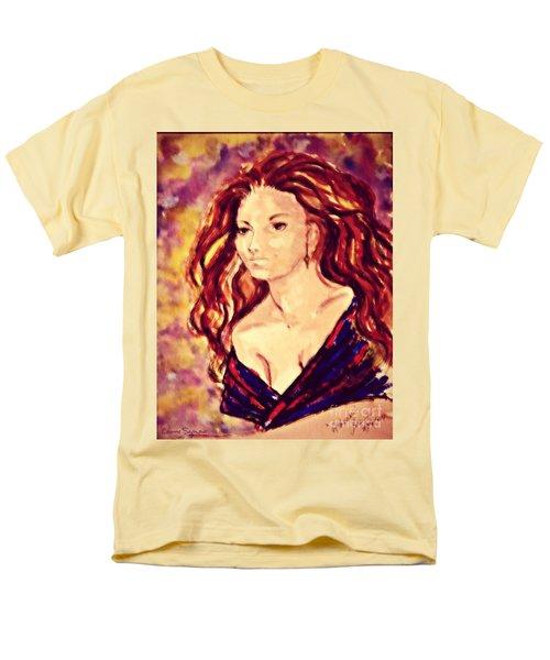 Artemis Now Men's T-Shirt  (Regular Fit) by Leanne Seymour