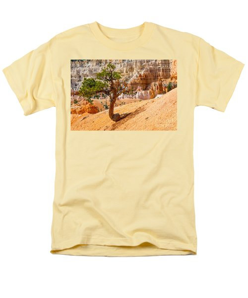 Men's T-Shirt  (Regular Fit) featuring the photograph Bryce Canyon Np by Juergen Klust